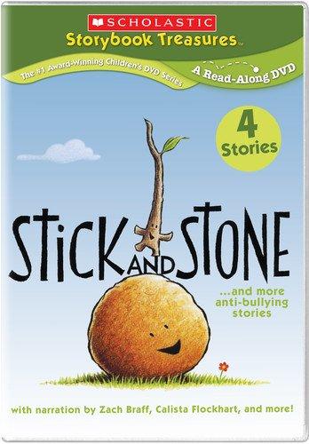 Anti Bullying Color (Stick & Stone & More Anti-Bullying)