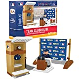 MLB Clubhouse /Locker Set OYO MLB Logo W/ 30 Team Labels Mini Figure