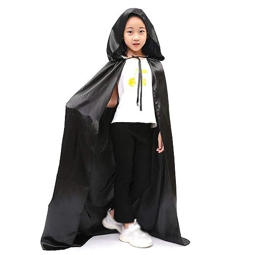 kentop Niños Capucha capa Halloween vampiro Cosplay Disfraz Cool ...