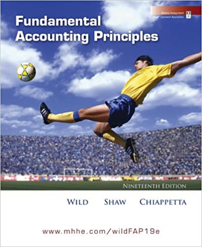 Fundamental accounting principles john j wild ken w shaw fundamental accounting principles john j wild ken w shaw barbara chiappetta 9780073379548 amazon books fandeluxe Choice Image