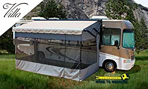 Amazon.com: Villa Room Enclosure for Electric awnings, RV ...
