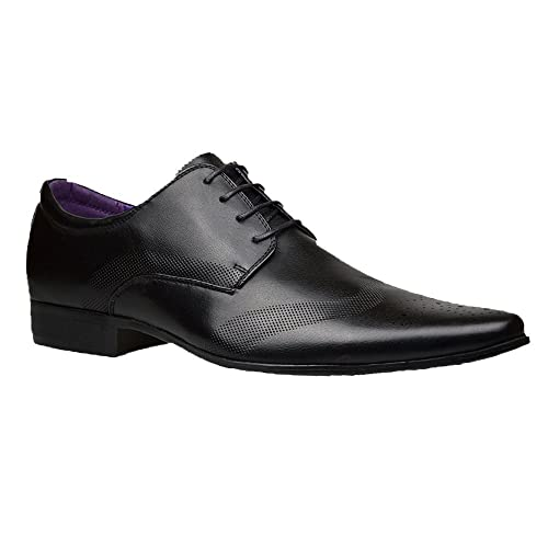 Robelli Men's Fashion Leather Formal Shoes