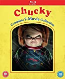 Chucky Complete Collection [Edizione: Regno Unito] [Blu-ray] [Import italien]
