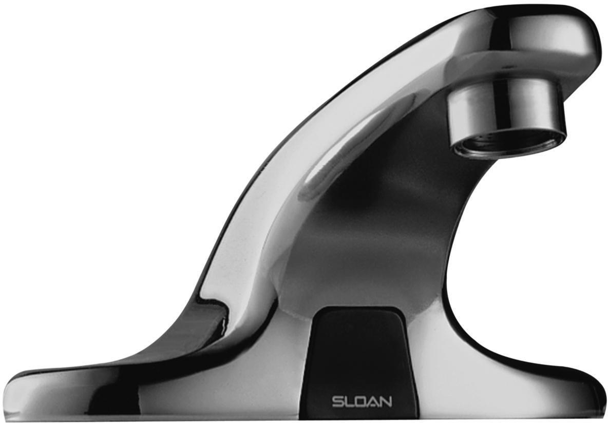 Sloan EBF-650-BDM Bathroom Faucet, Optima Plus 4\