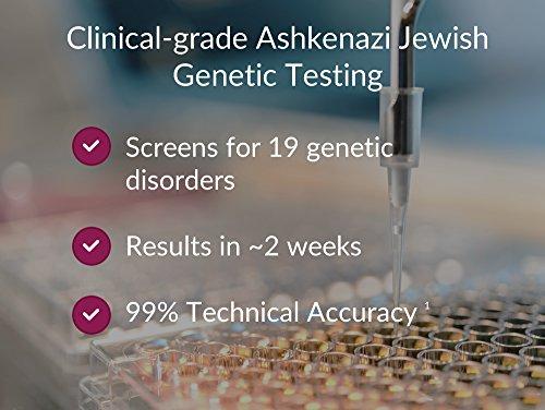 VeriYou Pre-Pregnancy Test: Ashkenazi Jewish Genetic Test - Includes Genetic Counseling by VeriYou (Image #6)