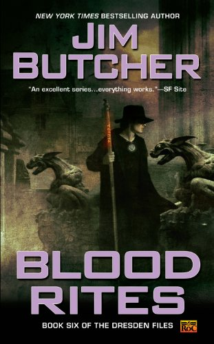 Blood Rites (The Dresden Files, Book 6)]()