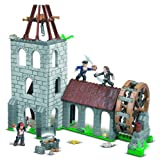 Mega Bloks: Pirates of the Caribbean - Water Wheel Duel Playset