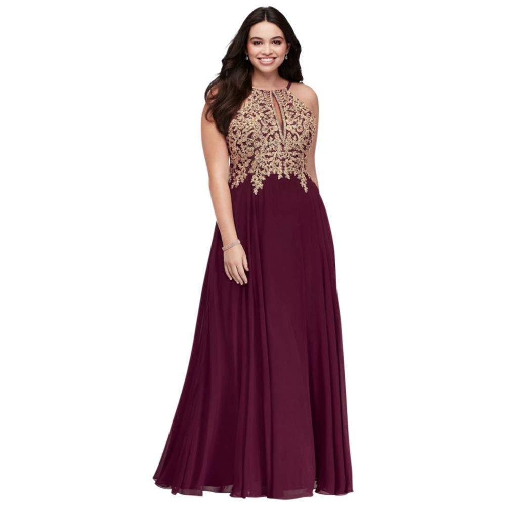 1612a2a8ac1 Davids Bridal Red Lace Dress - Gomes Weine AG
