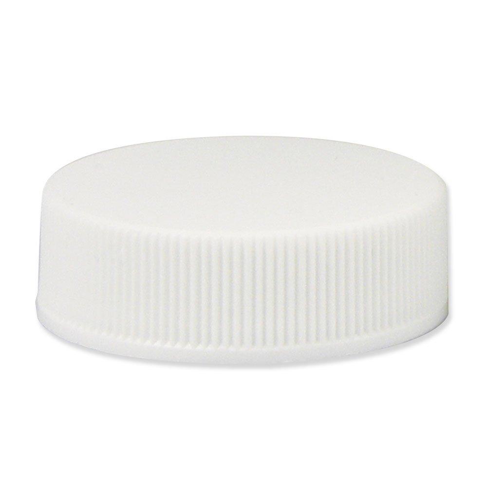 PDC Healthcare PSV03 Pressure Seal Vial Cap, 30 mL, White (Pack of 100)