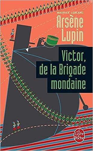Victor De La Brigade Mondaine Ldp Policiers French