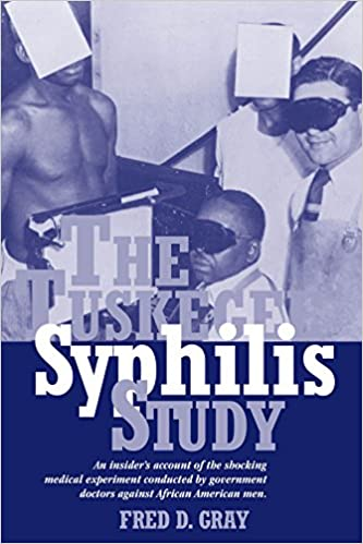 Image result for the tuskegee syphilis study book cover