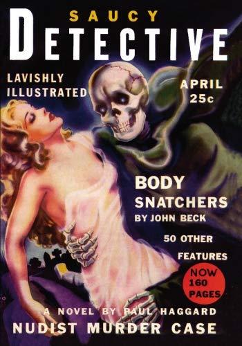 SAUCY DETECTIVE - 04/37 Anthology