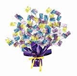 Beistle Company - Happy Easter Gleam 'N Burst Centerpiece