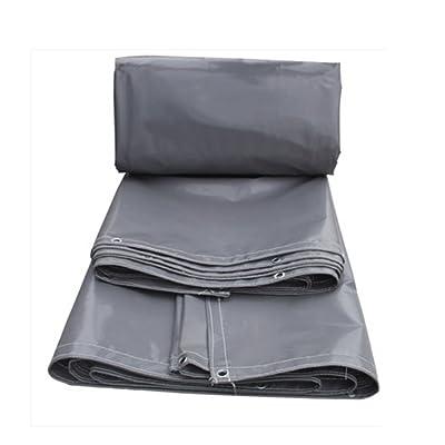 NAN Bâche résistante, polyéthylène tissé à haute densité et double stratifié - bâche 100% imperméable et protégée par UV (taille : 1.5*2m)