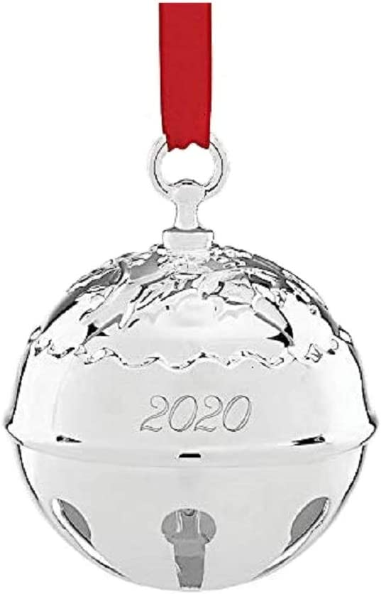Amazon.com: Reed and Barton 2020 45th Annual Holly Bell, 0.30 LB