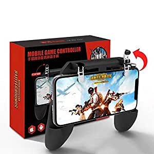PUBG Mobile Wireless W10 Gamepad Controller Remote Joystick for iPhone Android