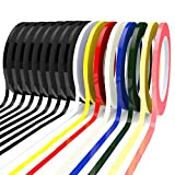Chart Tape 1/8 Inches 16 Rolls Whiteboard Tape