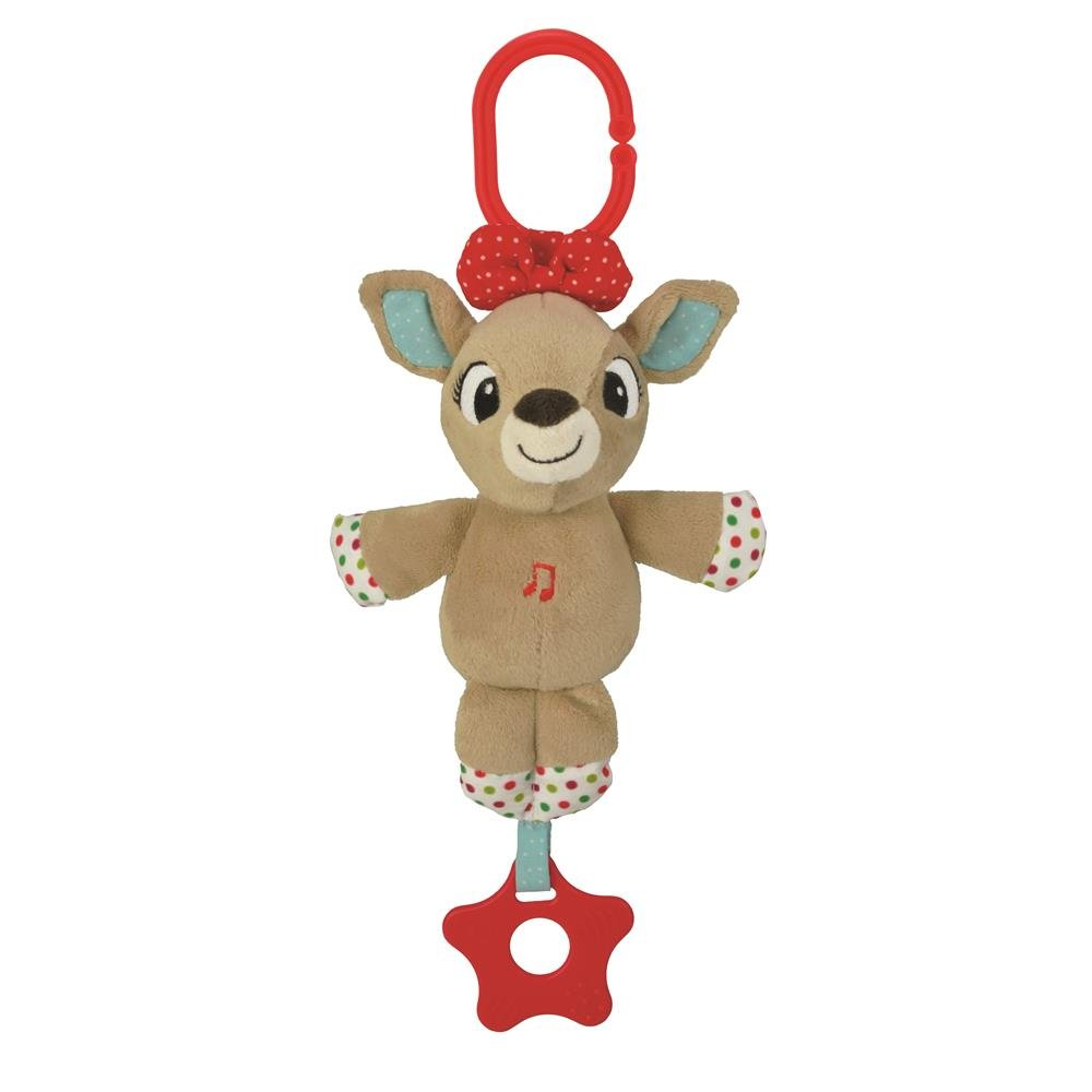 Kids Preferred Rudolph Clarice On-The-Go Musical Toy Musical Instrument Accessories StealStreet (Home) SS-KP-23047
