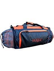 Basketball Sports Gym Bag with Wet Compartment