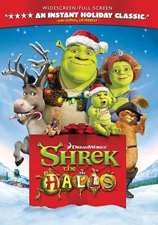 Amazon com: Shrek the Halls: Mike Myers, Eddie Murphy, Cameron Diaz