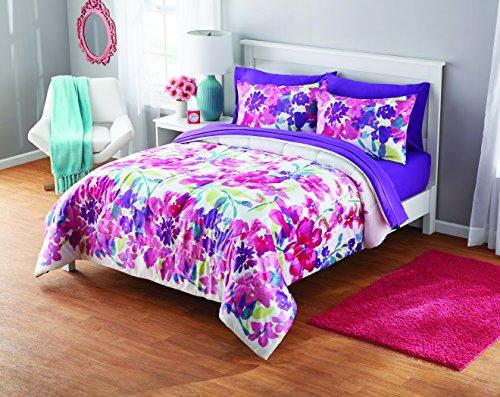 (Pop Shop Watercolor Floral Comforter, 86