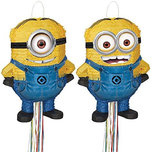 Despicable Me Minion Pinata (Bob), Pull String -
