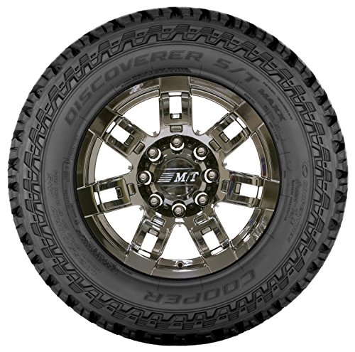 Season Radial Tire-265//70R16 121S 10-ply Cooper Discoverer S//T Maxx All