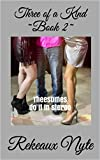 Three of a Kind ~Book 2~: Threesomes Do It In Stereo!
