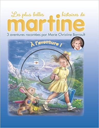 Martine Livres Cd A L Aventure Livre Cd 20 French Edition