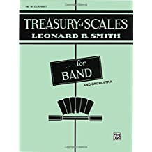 Treasury of Scales for Band and Orchestra: 1st B-flat Clarinet