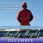Daily Might: December: A Reading for Every Day in December | Simon Peterson