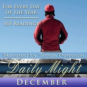 Daily Might: December Speech