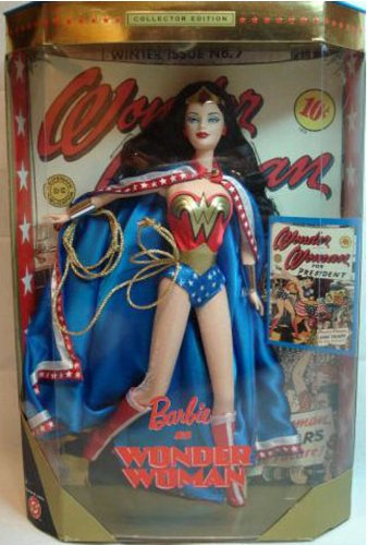 Barbie as Wonder Woman Doll