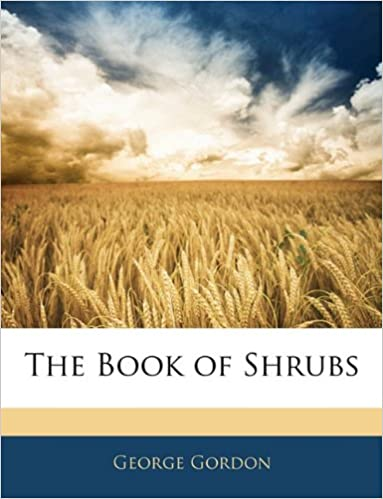Book The Book of Shrubs