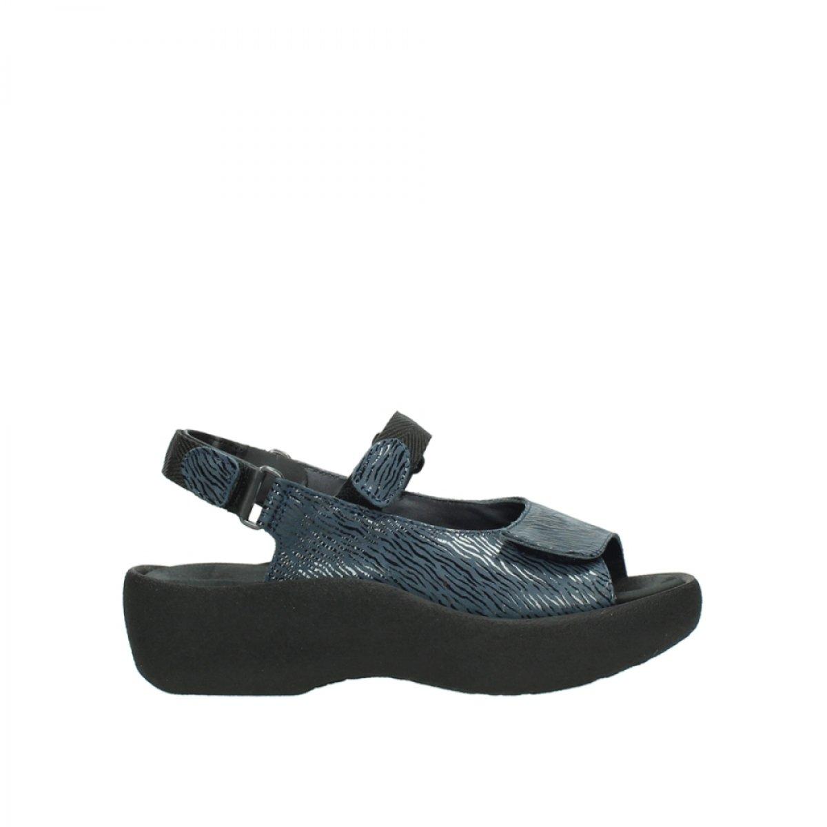 Wolky Comfort Jewel B01LYX1I0K 36 M EU|70820 Denim Canals