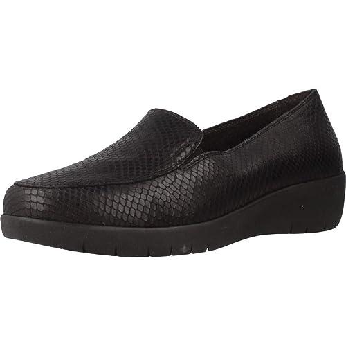 Mocasines para Hombre, Color Negro, Marca STONEFLY, Modelo Mocasines para Hombre STONEFLY Paseo III Negro: Amazon.es: Zapatos y complementos