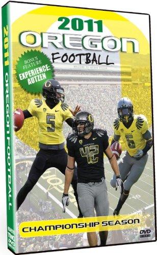 oregon football dvd - 2
