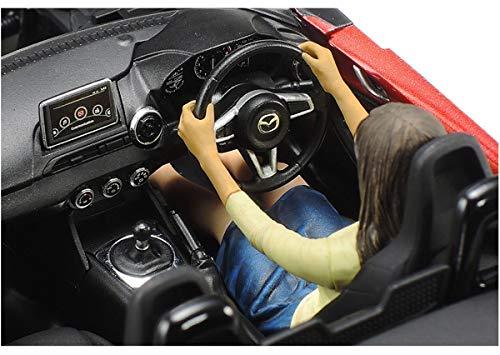 Tamiya 24342 1/24 Mazda MX-5 Plastic Model Kit (TAM24342) 7