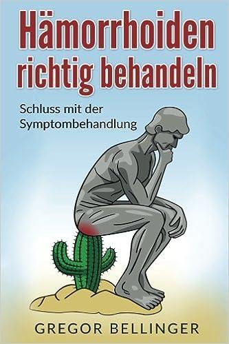 Book Hämorrhoiden richtig behandeln: Schluss mit der Symptombehandlung