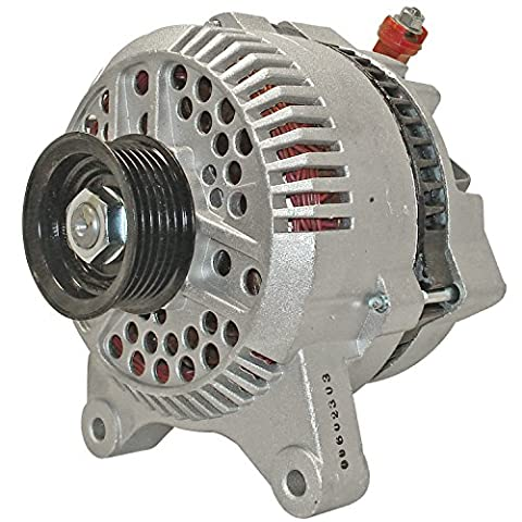 ACDelco 334-2262A Professional Alternator, Remanufactured ()