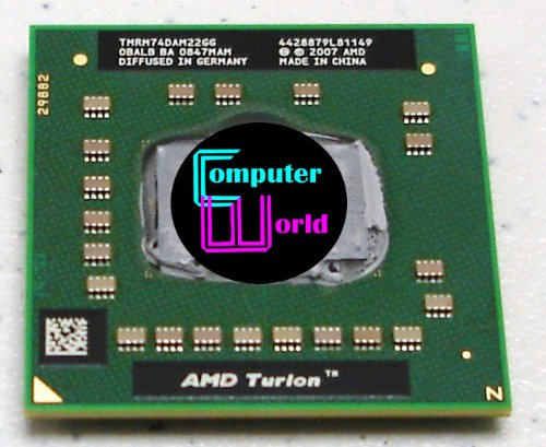 AMD Turion X2 Mobile Processor RM-74 / 2.2 GHz Processor ( Mobile ) (BH3815) Category: Processors ()