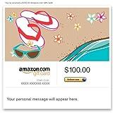 Amazon eGift Card - Seasonal (Beach Time)