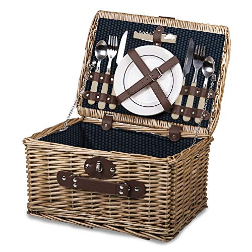 Jewels By Lux Catalina Dahlia Picnic Basket