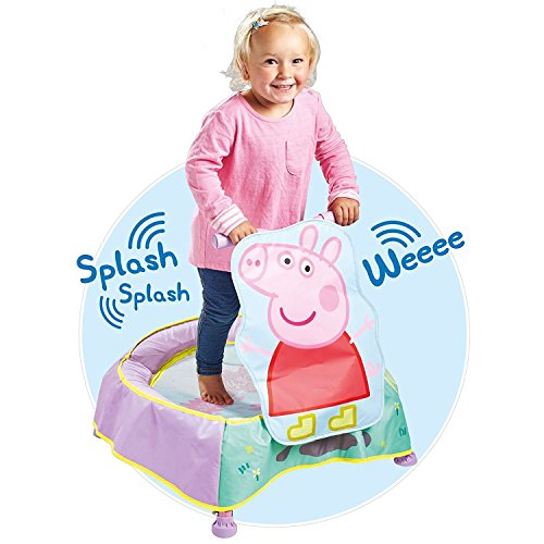 Peppa-Pig-Toddler-Muddy-Jumping-Puddles-Trampoline-with-Sound-Ages-1-3-Years