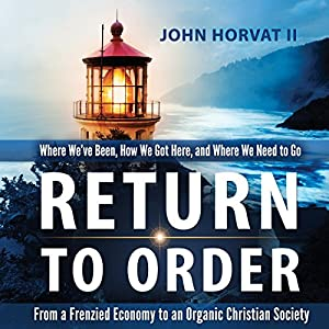 Return to Order Audiobook