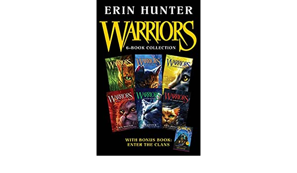 Warriors 6-Book Collection with Bonus Book: Enter the Clans: Books 1-6 Plus Enter the Clans (Warriors: The Prophecies Begin) (English Edition) eBook: Erin ...