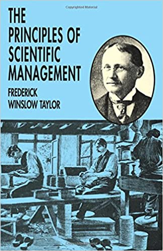 14 principles of scientific management by frederick taylor