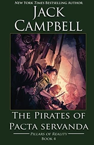 book cover of The Pirates of Pacta Servanda