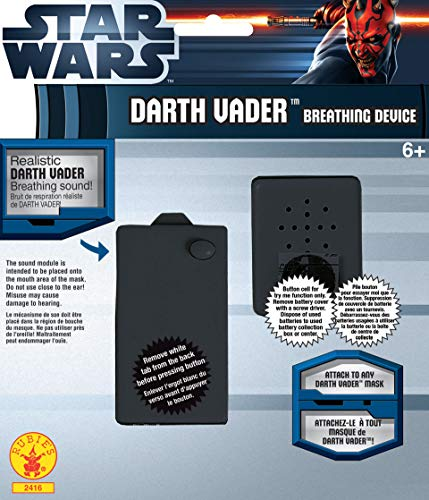 Rubies Costume Co Star Wars Darth Vader Sound Effects for sale  Delivered anywhere in Canada