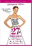 27 Dresses (Full Screen Edition) by 20th Century Fox
